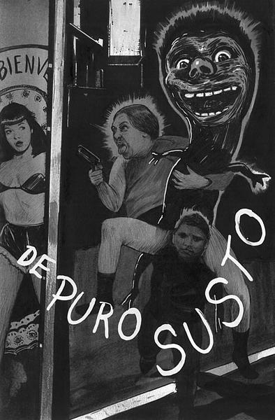 Hugo Crosthwaite, Tijuanerias #52, 2011