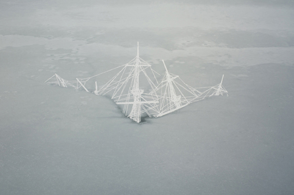 Christopher Russell, Ghost Shipwreck, 2012