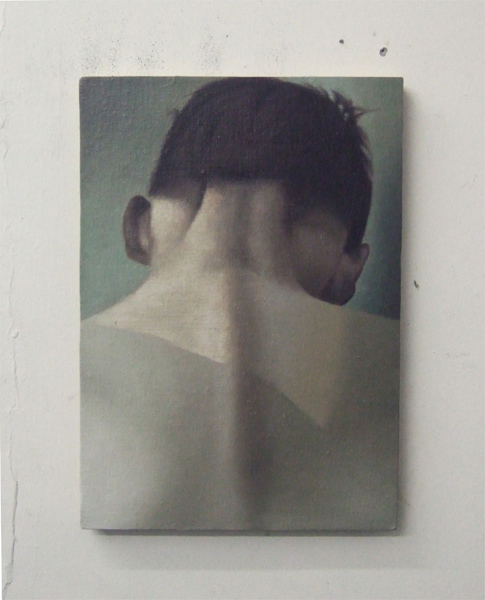 Christopher Hanlon, Back, 2012