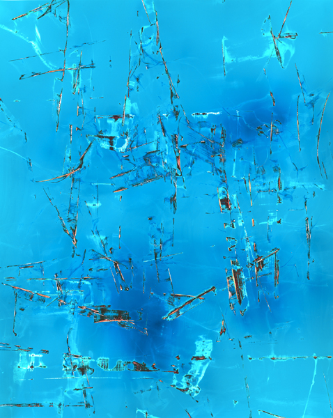 Marco Breuer, Untitled (C-1178), 2012