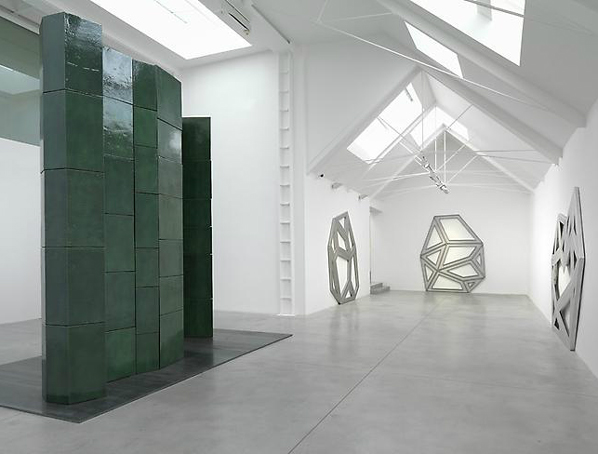 Richard Deacon, Association, Installation view, Lisson Gallery, 2012