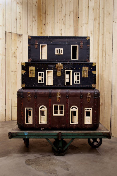 Bo Christian Larsson, Mobile Home, 2012