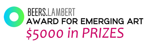 BEERS.LAMBERT AWARD FOR EMERGING ART