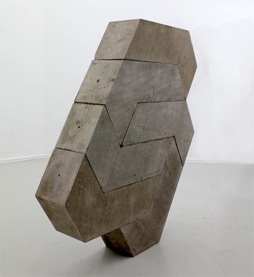 Matt Calderwood, Concrete, Installation view, David Risley Gallery, Copenhagen