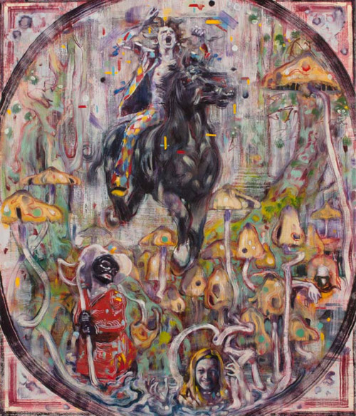 Dominic Shepherd, The Fool, 2012