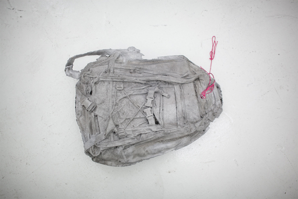 J Patrick Walsh III, Phantom Viewer (Backpack perspective) 2012