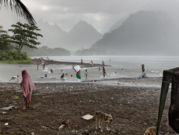 Guy Tillim, Tautira Tahiti, 2010
