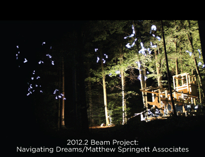 2012.2 Beam-Project: Navigating Dreams / Matthew Springett Associates
