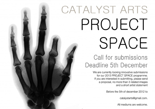 Catalyst Arts Project Space