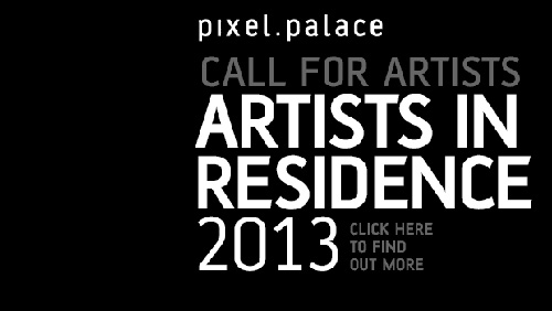 Pixel Palace Artists in Residence 2013
