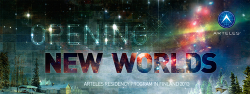 Arteles Residency Program Finland 2013