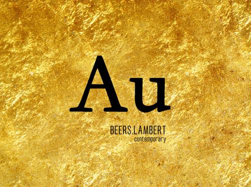 Beers.Lambert Contemporary Open Call - GOLD