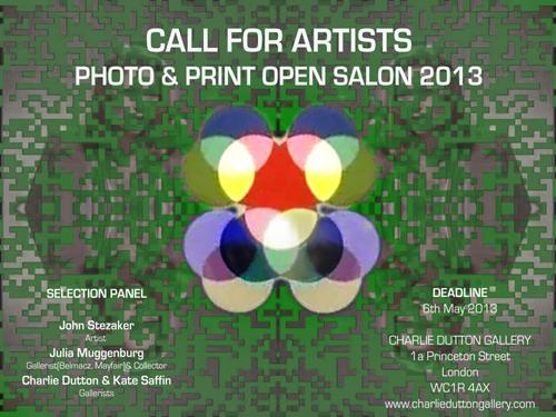 PHOTO&PRINT OPEN SALON 2013