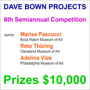 Dave Bown Projects - 6th Semiannual Competition - Prizes $10,000