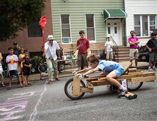 The Legendary Soap Box Derby is Just Six Months Away!