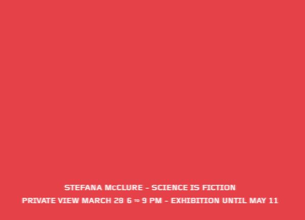 Stefana McClure - Science is FICTION