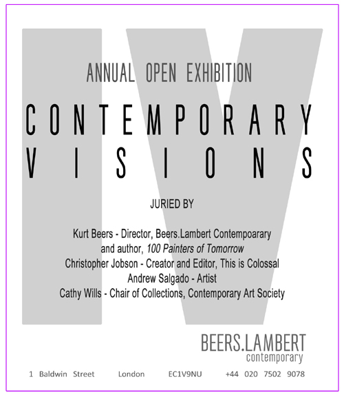 Beers Lambert 4th Annual Open Exhibition