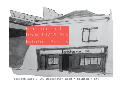 Brixton East Draw 18-19 May 2013