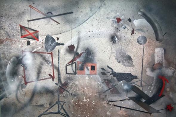 John Weiner: House – Person – Tree, 2013