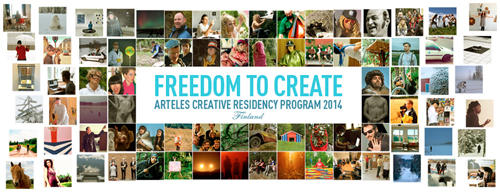Arteles Freedom to Create 2014