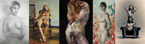 5th Annual NUDE at Manifest Gallery
