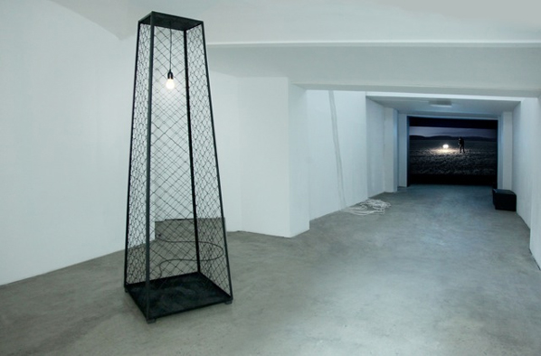 Mariana Vassileva, Break In / Out: Breathing Light, 2013