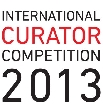 International Curator Competition 2013