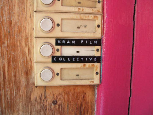 Kran FIlm Residencies