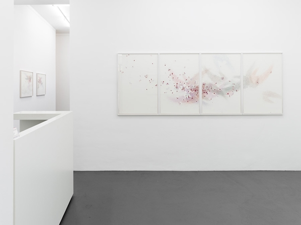 Nelleke Beltjens, irresistible non-solution, Installation view, Galerie Christian Lethert, Cologne