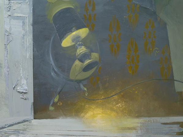 Ruprecht von Kaufmann, Die Passage (detail), 2013