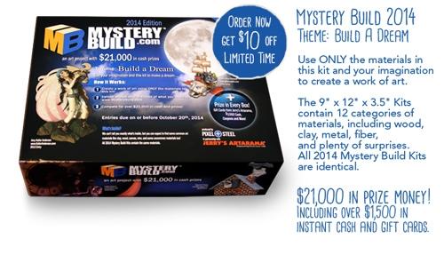 Mystery Build 2014