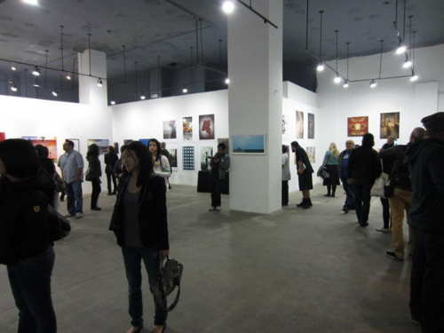 Los Angeles Center For Digital Art Juried Competition