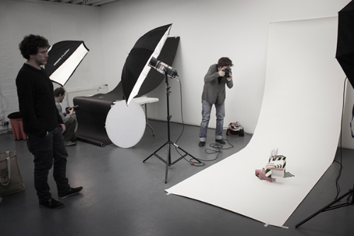 Photo workshop on art & object documentation