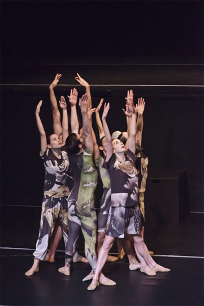 Linder, The Ultimate Form, 2013, performance at St Ives Theatre February 2014