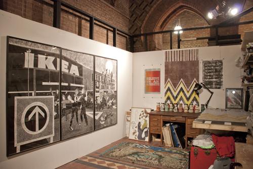 Ryan McClelland's Studio