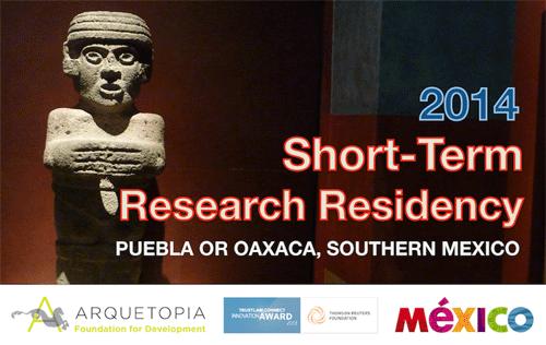 Short-Term Research or Digital Photography Residency 2014 – Puebla or Oaxaca