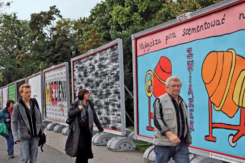 Art  Moves Billboards