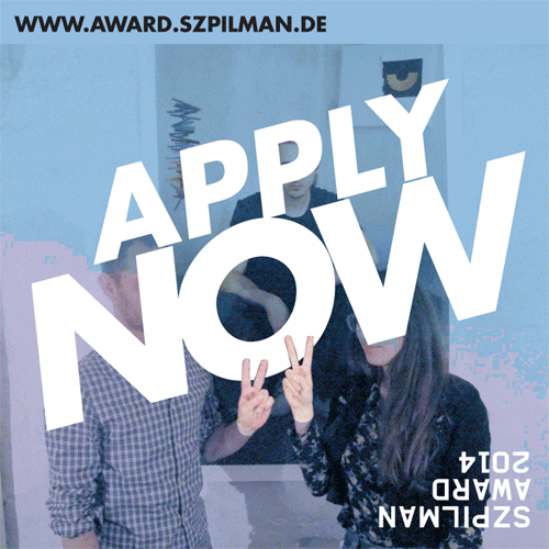 Szpilman Award 2014
