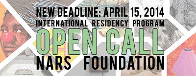 NARS Foundation: International Artist Residency Program
