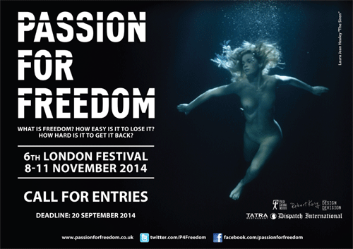 6TH EDITION OF PASSION FOR FREEDOM ART COMPETTION