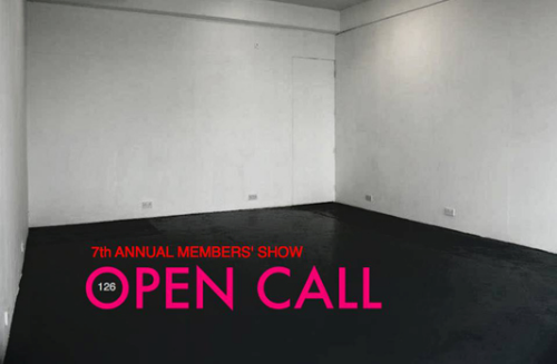 7th ANNUAL 126 MEMBERS' SHOW