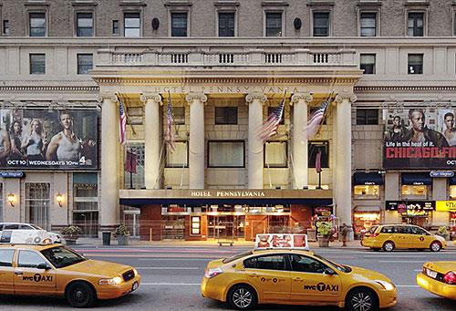 Contemporary Art Fair NYC at Hotel Pennsylvania, New York
