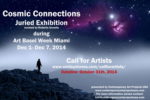 Cosmic Connections Juried Exhibition