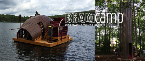 Beam Camp 2014 Projects