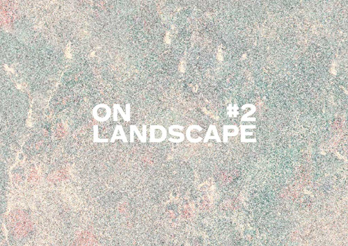 Matèria Gallery - On Landscape #2 Book Call