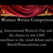 British Women Artist's Competition 2015