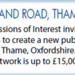 Howland Rd, Thame, Oxfordshire - Public Art Commission