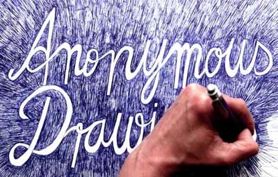 Anonymous Drawings Berlin