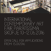 Open Call Applications at the International Fair of Contemporary Art - Paratissima Skopje