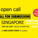 OPEN CALL for a group exhibition in SINGAPORE at AWE•SOME FENIX ART GALLERY